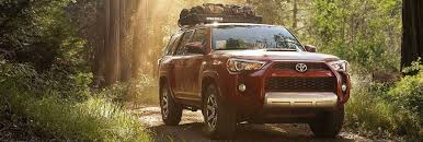 2018 Toyota 4Runner Engine and Performance Specs