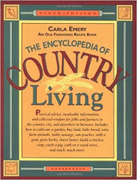 the encyclopedia of country living an old fashioned recipe book carla emery 9780912365954 amazon books