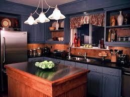 Blue Cabinets Kitchen Blue Kitchens Anyone