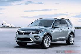 land rover discovery sport 2018. beautiful discovery 2018 tata safari rendered based on the land rover discovery sport and land rover discovery sport