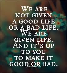 Cool Quotes About Life