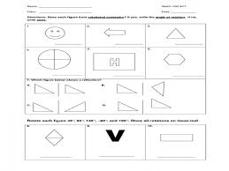 Reflection Worksheet Fun | Homeshealth.info