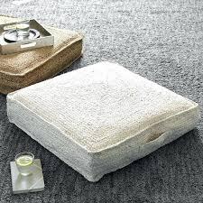 floor cushions diy. Wonderful Cushions Cool Floor Pillow Decor Braided Jute Cushion Pillows Diy On Cushions