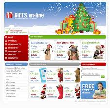 Free Christmas Website Templates Holiday Website Templates Free Gala Bakken Design