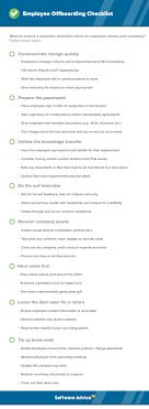Employee Exit Interview Checklist Employee Offboarding Checklist A Guide To Graceful Exits