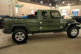 2018 jeep gladiator review the all new jeep gladiator will be based on the platform of the four door jeep wrangler wearing an army look and feel