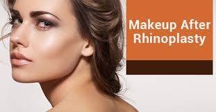 a how soon can you wear makeup after rhinoplasty gallery makeup after rhinoplasty
