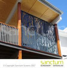 sanctum aluminium screen 72