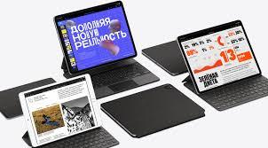 <b>Apple</b> представила <b>чехол</b>-<b>клавиатуру Magic Keyboard</b> для <b>iPad Pro</b>