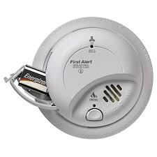 brk smoke alarm chirping first alert sc9120bca hardwire combination carbon monoxide and smoke alarm smoke detectors fire alarms canada kidde smoke
