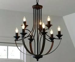 rustic chandelier lighting fixtures horse