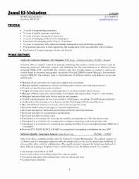 Software Quality Analyst Resume Resume Online Builder