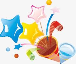 Surprise Images Free Surprise Gift Trumpet Stars Gift Clipart Trumpet Clipart