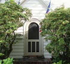 Replacement Round Top Screen Door Round Top Storm Doors New - Exterior doors st louis