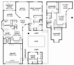 single story italian home plans best of 2 story house floor plans house floor plans big