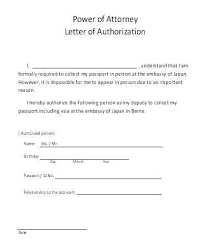 9 10 Power Of Attorney Examples Letters Fieldofdreamsdvd Com