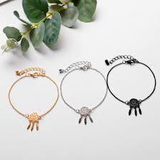 Dream Catcher Bracelet Meaning Enchanting Cool Dreamcatcher Bracelet Shopebbo Dream Catcher Meaning Diy Amazon