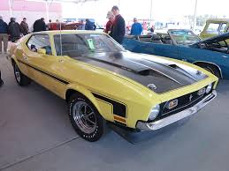 1971 Ford Mustang BOSS 351 | Ford | SuperCars.net