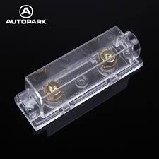 aliexpress com buy new high quality new anl fuse box fuse holder new high quality new anl fuse box fuse holder distribution fuseholder fuse holder blade inline 0
