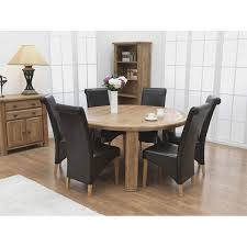 round dining room table 6 chairs dining room decor ideas