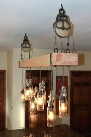 large image for wrought iron lantern chandelier 20 unconventional handmade industrial lighting designs you can diy