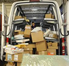 Online Sales Lead To The Busiest Shipping Day Of The Season