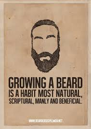 Beard Quotes Beauteous A Beard Man Is A Real Man Quotes Posters