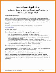 Memo Cover Letter Example Cover Letter Example Internal Job Posting Interest Bunch