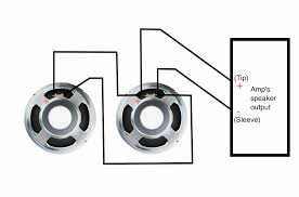 two speaker cabinet wiring wiring diagram autovehicle wiring two speaker wiring diagramswiring two speakers in series parallel wiring diagram go wiring two speakers