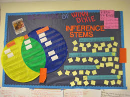 we thought this bulletin board was a great idea for a book study this bulletin board focuses on the book because of winn dixie bulletin boards