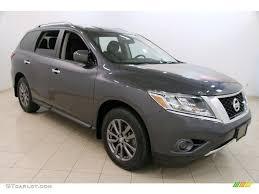 2013 Dark Slate Nissan Pathfinder SV 4x4 #108755105 | GTCarLot.com ...