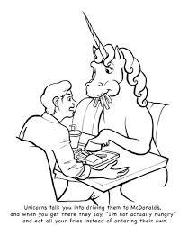 84 best unicorns images on pinterest rainbow unicorn, drawings Nv Homes Remington Place Floor Plan unicorns are jerks 10 bizarre coloring books for adults mental floss nv homes remington place ii floor plan