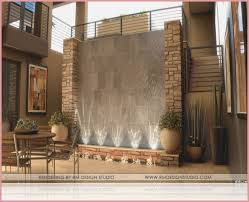 indoor water wall fountains makeovers home waterfall office features office  water features game co