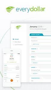 Easy Monthly Budget Everydollar Budgeting App Everydollar Com