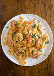 this cajun shrimp fettuccine alfredo is packed full of flavor with a little cajun twist
