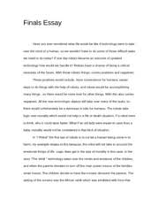 english the giver essay the citizens are not aware of what death 2 pages english i robot essay