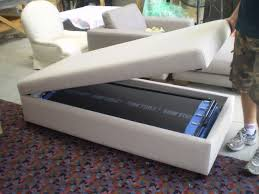 Fold Out Bed JARO MAKES SOFA BEDS AND OTTOMANS WITH A FOLD OUT BED