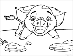 8 Moana Drawing Pua For Free Download On Ayoqq Cliparts