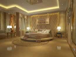 Fascinating Royal Bedroom Tips Design Idea With Luxury Bedroom Design Side  Table And Wall Decoration Master Bedroom Curtain Ideas