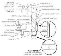 bathtub drain lever how fix