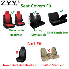 our seat covers are fully tested on newest models and kept up to date with changes in seat size and format