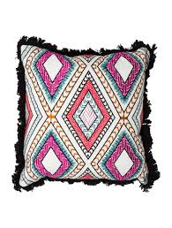 blissliving home poncho pillow w tags