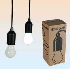 led battery operated light nostalgic bulb 100cm co uk photo