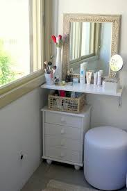 Small Space Makeup Vanity Style Photo Gallery Previous Image Next Luxury  New In Decorating Spaces Ideas