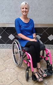 wheel chair scale. Brenda Baraniak, A T7-8 Para, Has Lost Almost 25 Pounds Since She Wheel Chair Scale