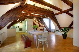 Attic Kitchen Old Town Attic Apartment Prague 1 Old Town Prague Stay