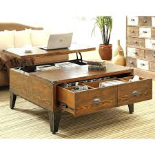 convertible coffee table perfect for large room full size of coffee coffee  table desk storage to .