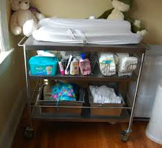 Now get thisa great DIY idea when your little one no longer needs a changing  table, or outgrows it. Instead of chucking it, turn it into a bar!