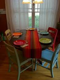 permalink to colorful dining room sets