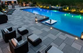 pool patio designs pool landscaping